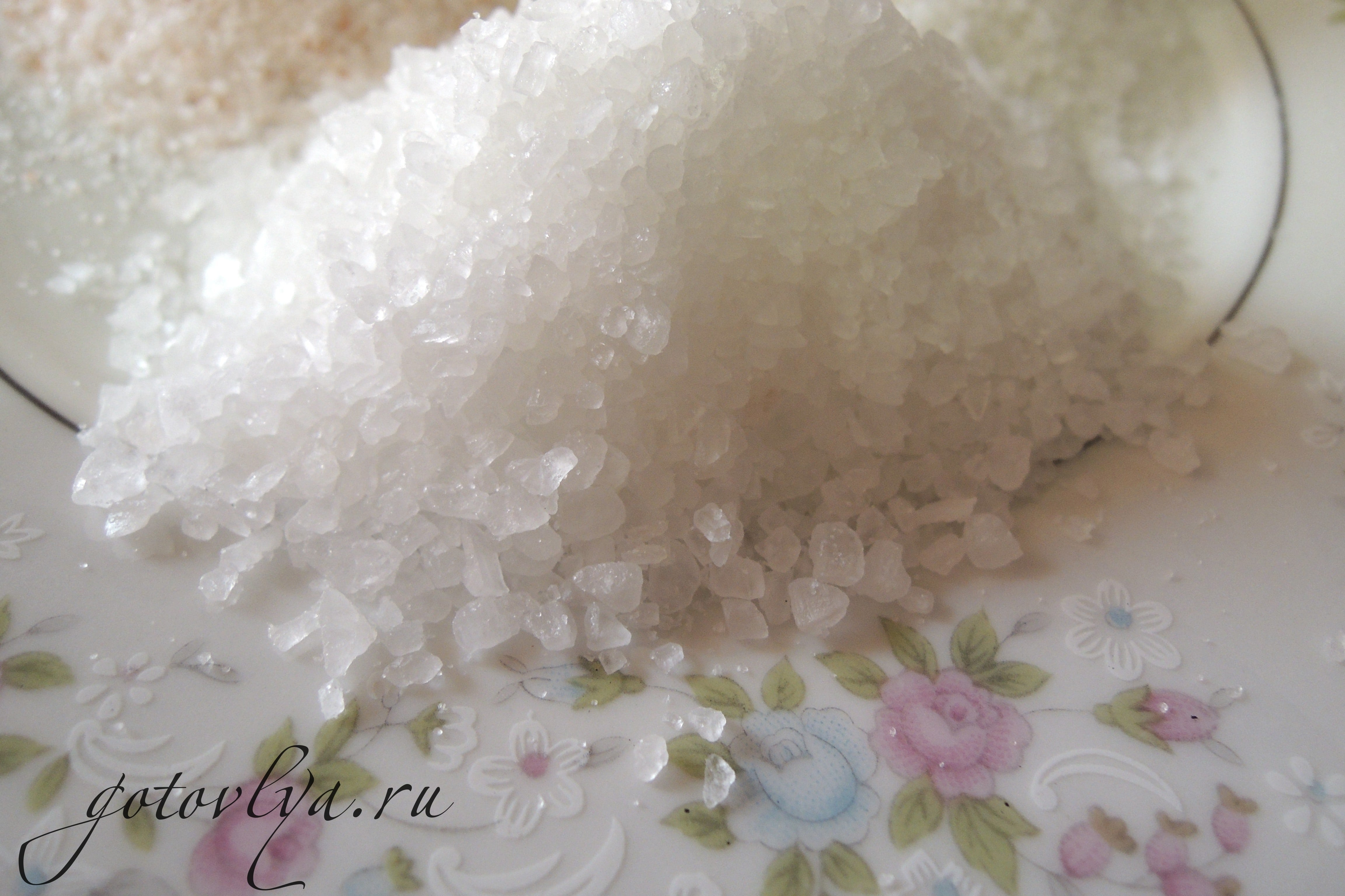 Соль вредна или полезна