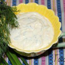 Классический рецепт соуса тартар
