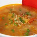 Суп харчо с тушенкой