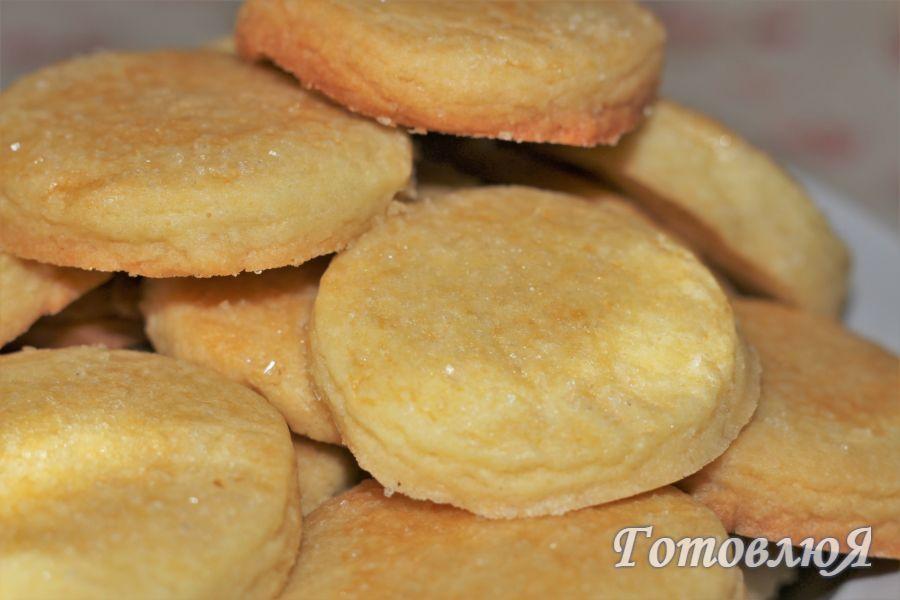 Простой рецепт печенья в духовке в домашних условиях с фото