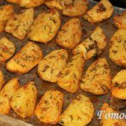 Как приготовить классический картофель Айдахо